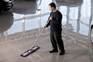 Automotive Dealer Cleaning/ Janitorial System - Vanguard Cleanin